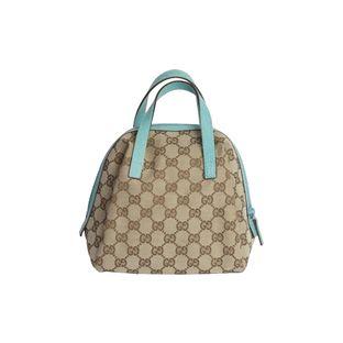 -Bolsa-Gucci-Gg-Canvas-dome-mini-bag