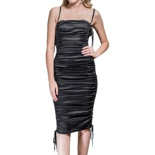 Vestido-Dolce--Gabbana-Cetim