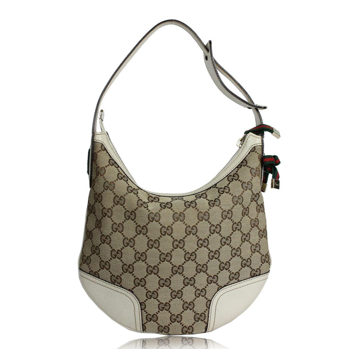 1a7546311b Bolsa Gucci Sukey M Denim | Brechó de luxo | Pretty New - prettynew