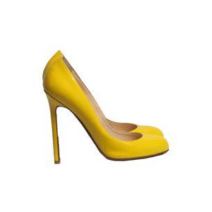 Scarpin-Christian-Louboutin-Amarelo