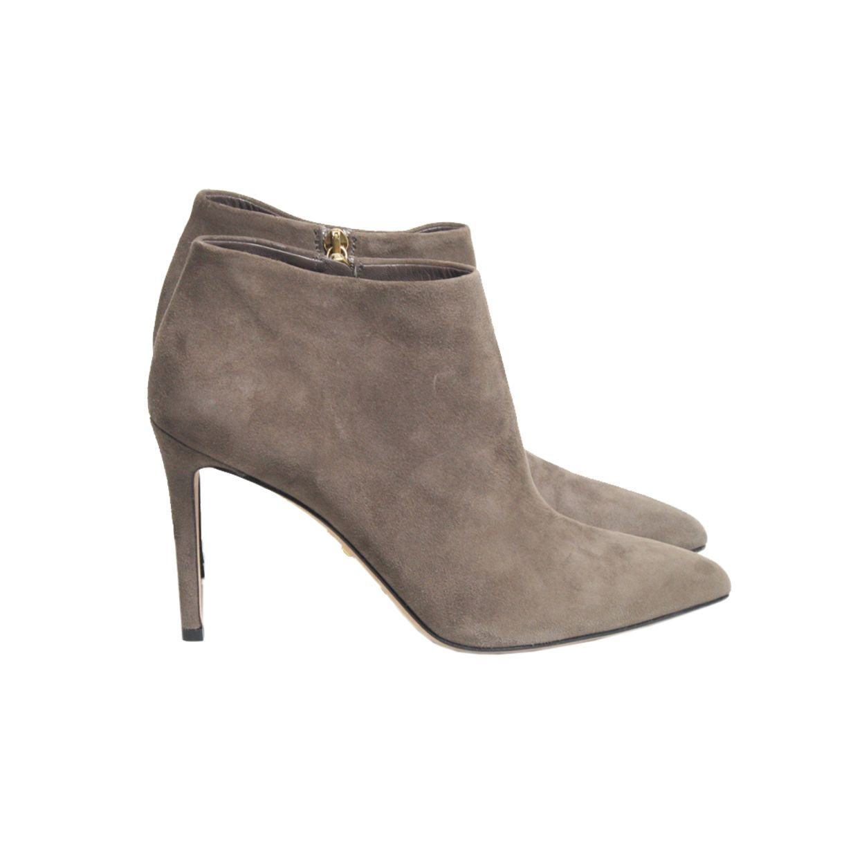 Ankle-boot-Gucci-Camurca
