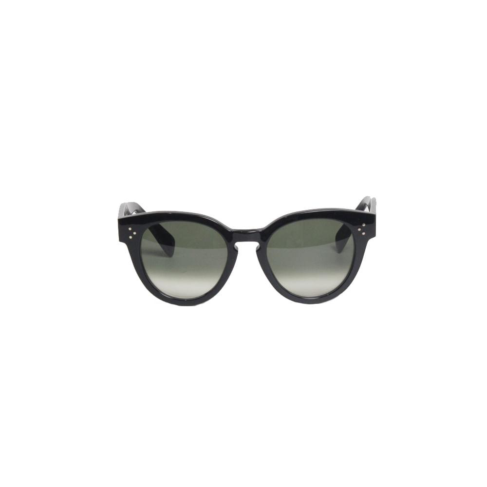 Óculos Celine Preto   Brechó de luxo   Pretty New - prettynew 1f8b37fe14