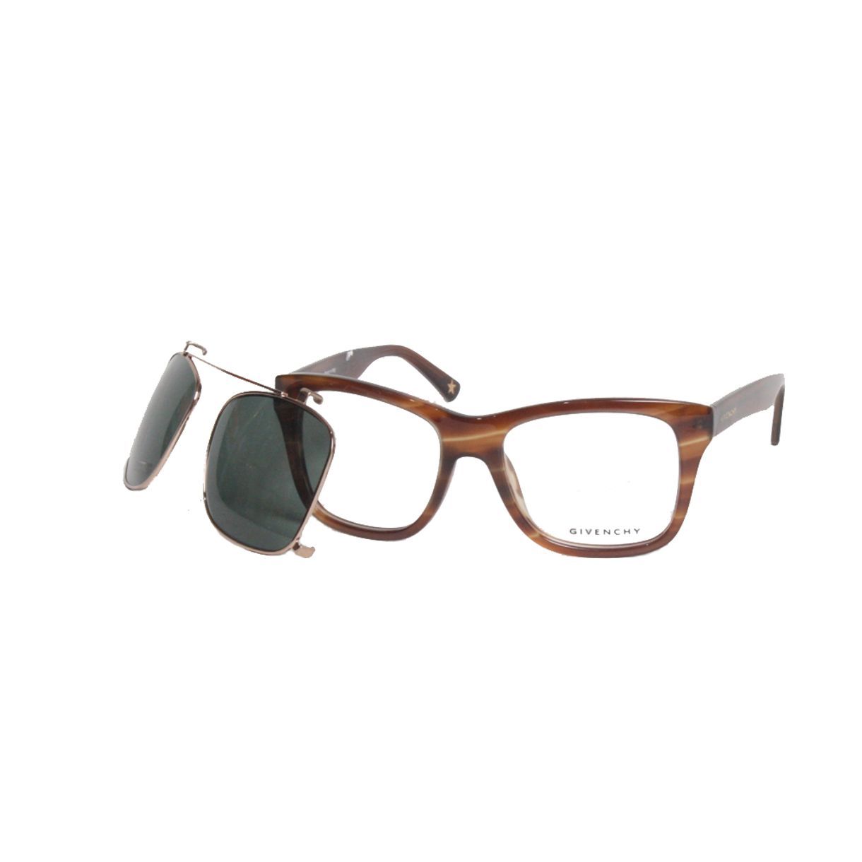 Oculos-Givenchy-Clip-On
