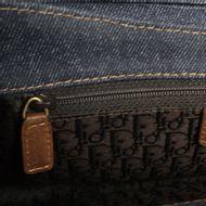 Bolsa-Christian-Dior-Hobo-Jeans-Columbus