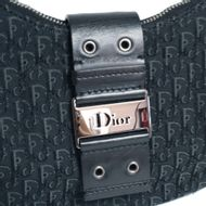 Bolsa-Christian-Dior-Street-Chic-Hobo-Black