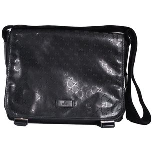 Bolsa-Gucci-Messenger-Diaper-Bag-Black