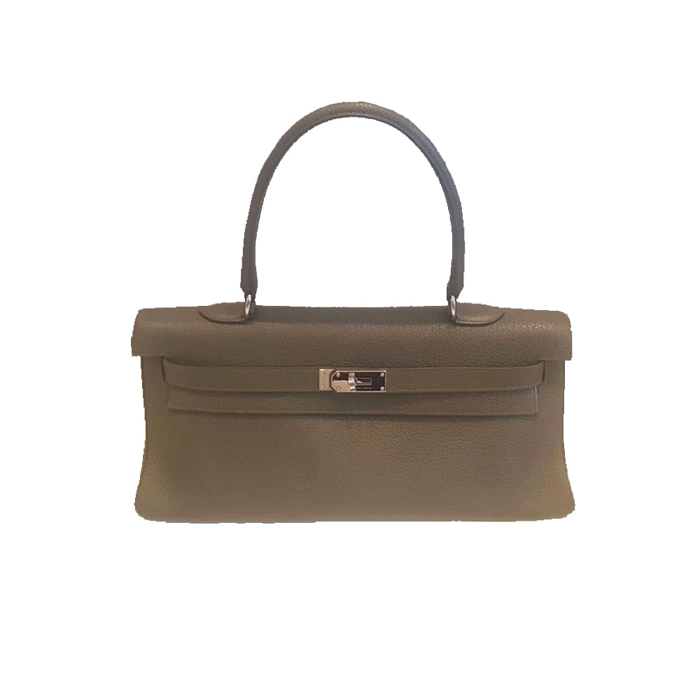 e6647f7e1c5 Bolsa Hermes Kelly Shoulder
