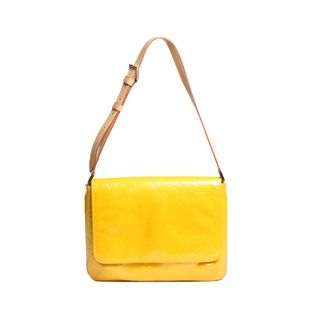Bolsa-Louis-Vuitton-Musette-Tango-Verniz-Amarelo