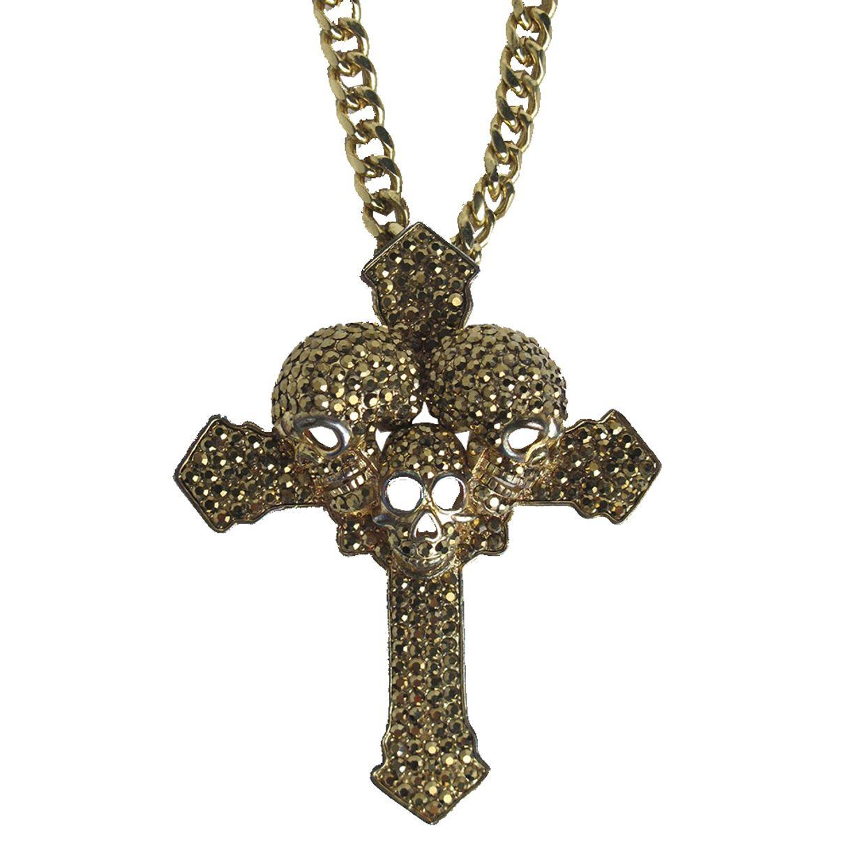 Colar-Butler---Wilson-Crucifixo