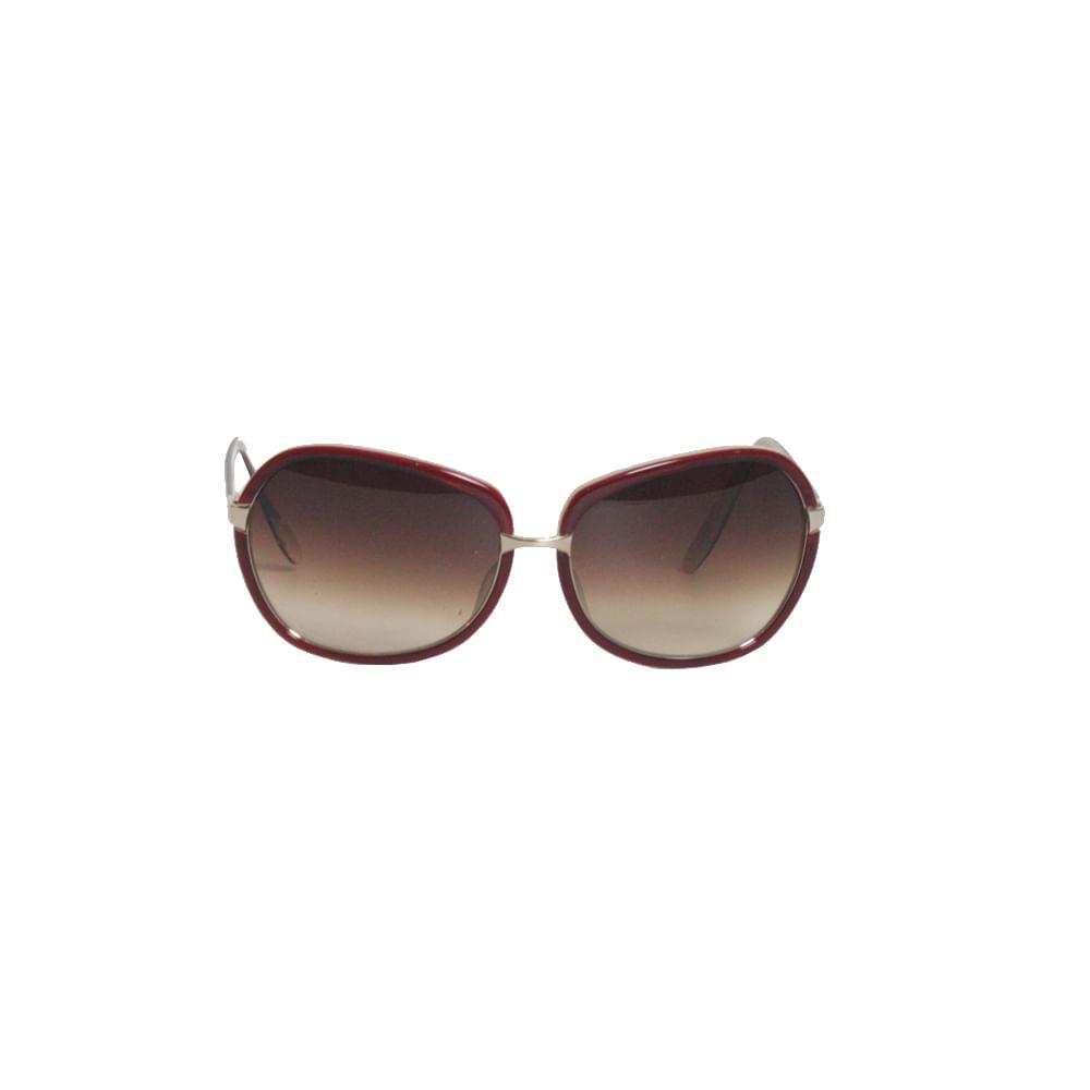 Óculos Barton Perreira Centerfold Vermelho   Brechó de luxo - prettynew f488d6e3b7