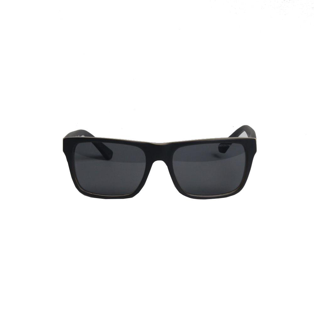 2df4f55161c Óculos Emporio Armani Masculino Cinza. Previous