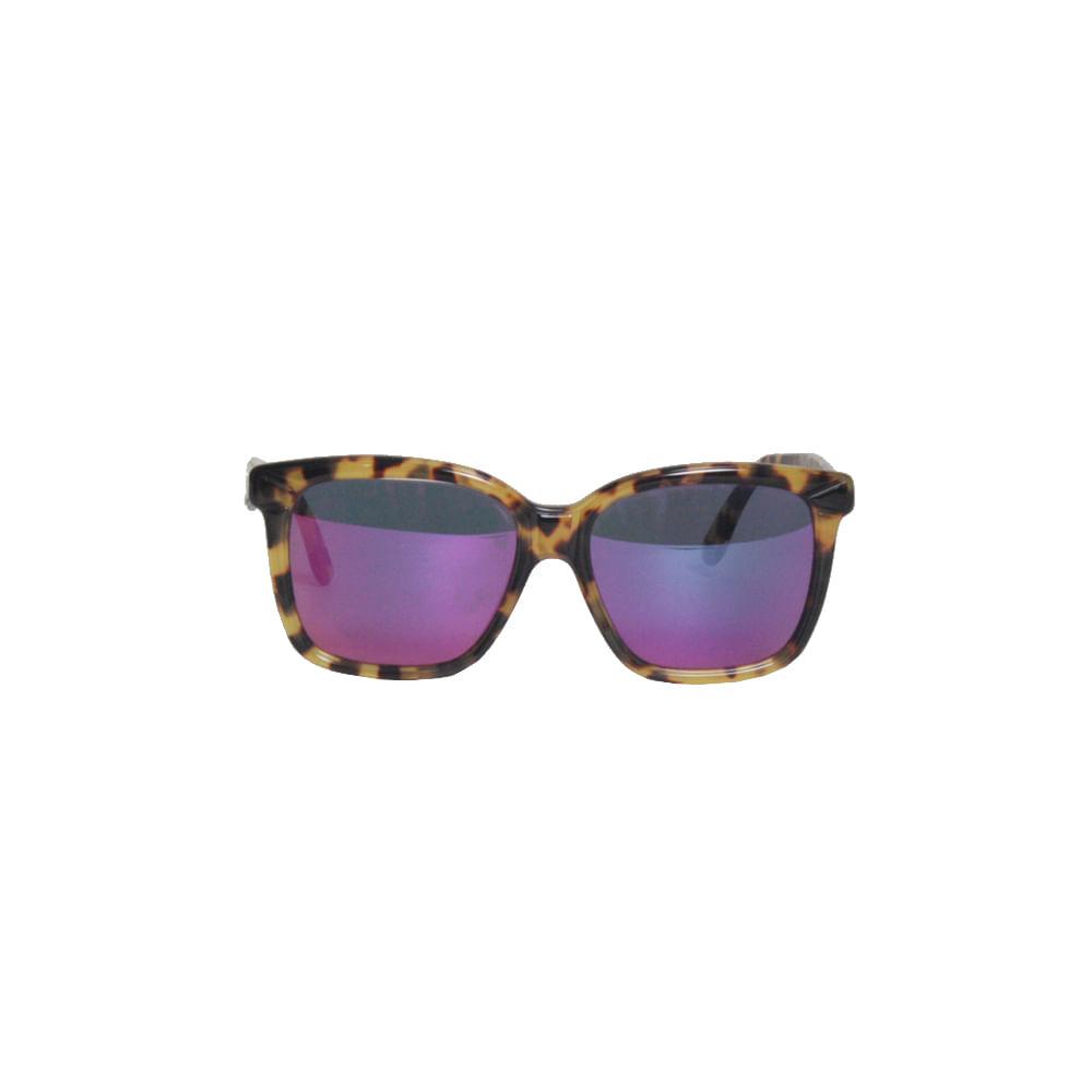 a724ed439 Óculos Illesteva Felix Tartaruga Espelhado | Brechó de luxo - prettynew