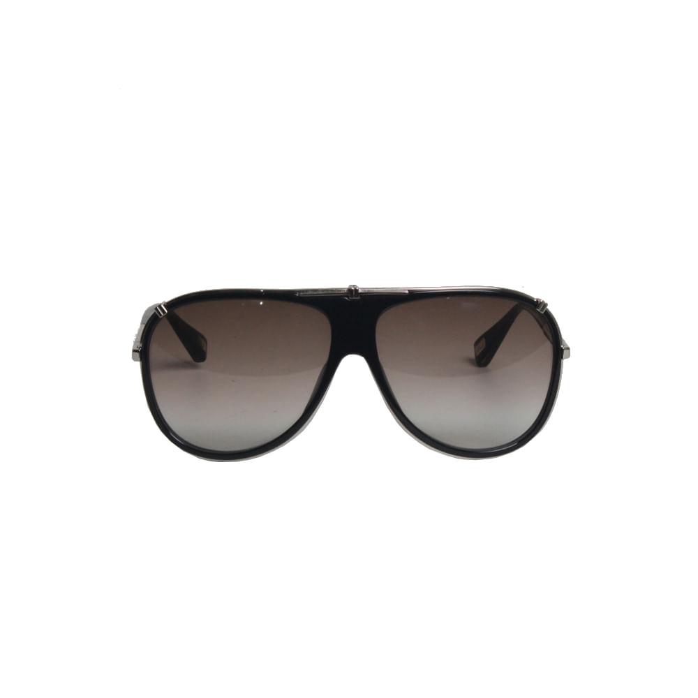 Óculos Marc Jacobs Preto Metal Acetato   Brechó de luxo - prettynew 73af0775fb