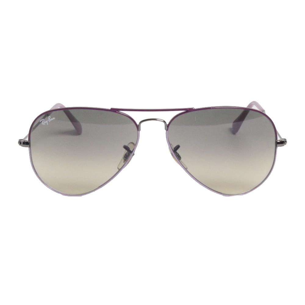 96cf1b816 Óculos Ray Ban Aviator Roxo | Brechó de luxo | Pretty New - prettynew