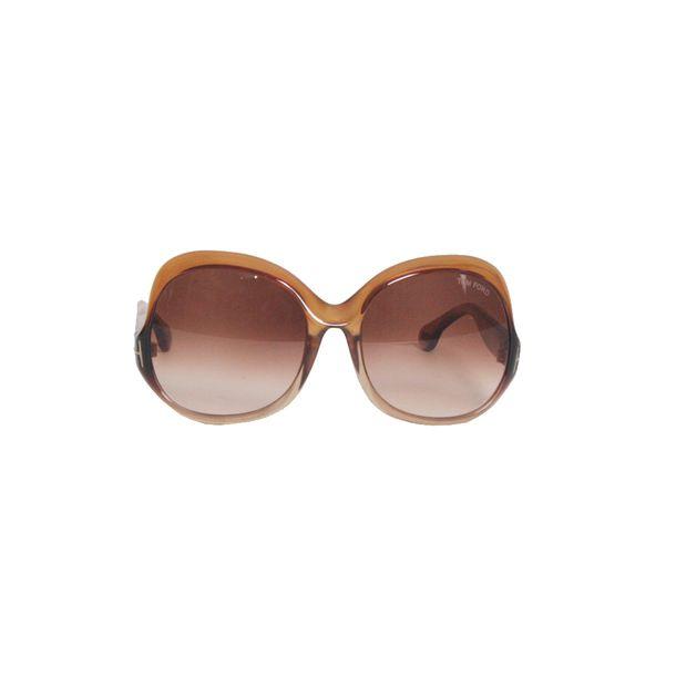 Oculos-Tom-Ford-Marcella-Degrade-Caramelo