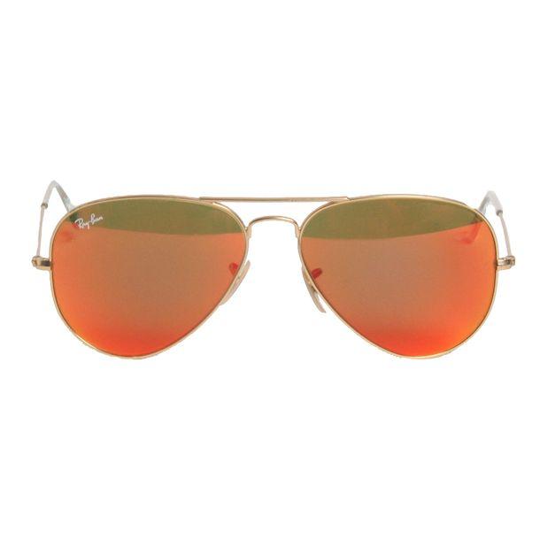 57787d176 Óculos Ray Ban Aviator Espelhado | Brechó de luxo - prettynew