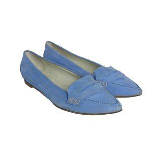 Sapatilha-Tods-Bico-Fino-Azul