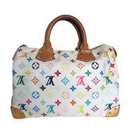 Bolsa-Louis-Vuitton-Speedy-30-Monogram-Multicolor