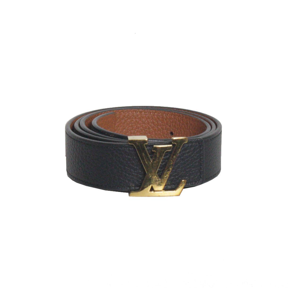 Cinto-Louis-Vuitton-Initiales-Reversible