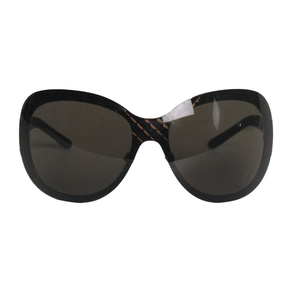6e0ffd8ad Oculos Chanel Metalasse Marrom | Brechó de luxo | Pretty New - prettynew