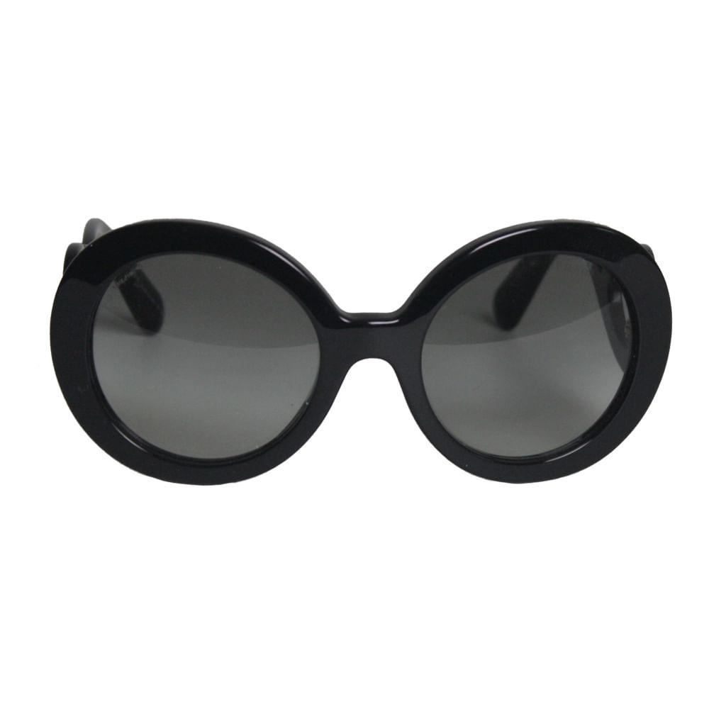 9e8df312690a1 Oculos Prada Baroque Preto. Previous