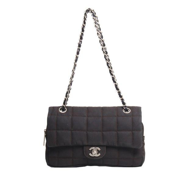 Bolsa-Chanel-Classica-Marrom
