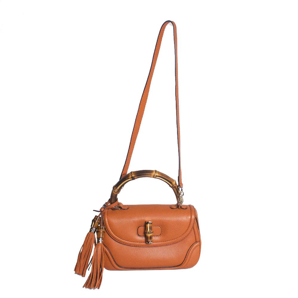 Bolsa Gucci New Bamboo   Brechó de luxo   Pretty New - prettynew 1e52188836