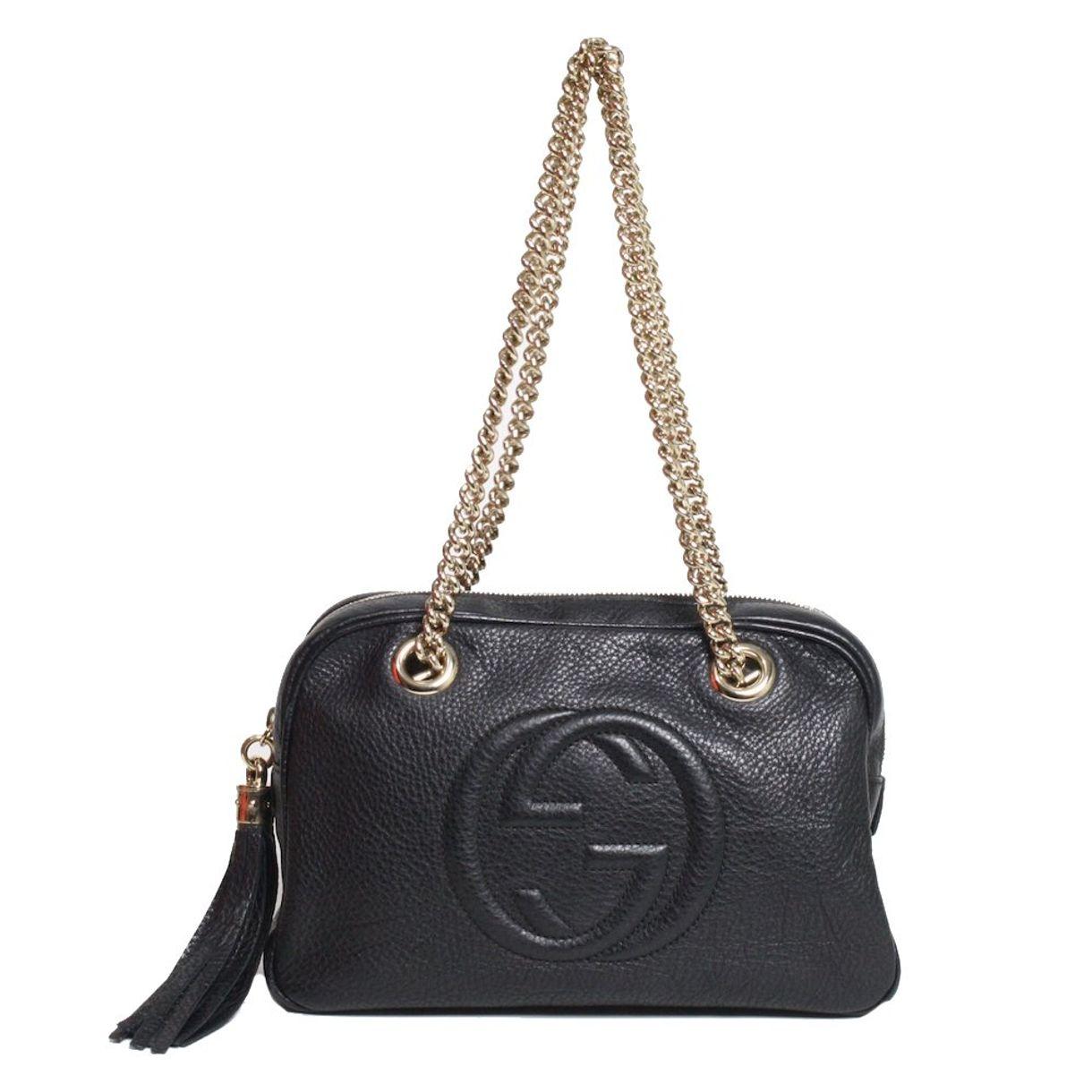 Bolsa-Gucci-Soho-Shoulder-Chain