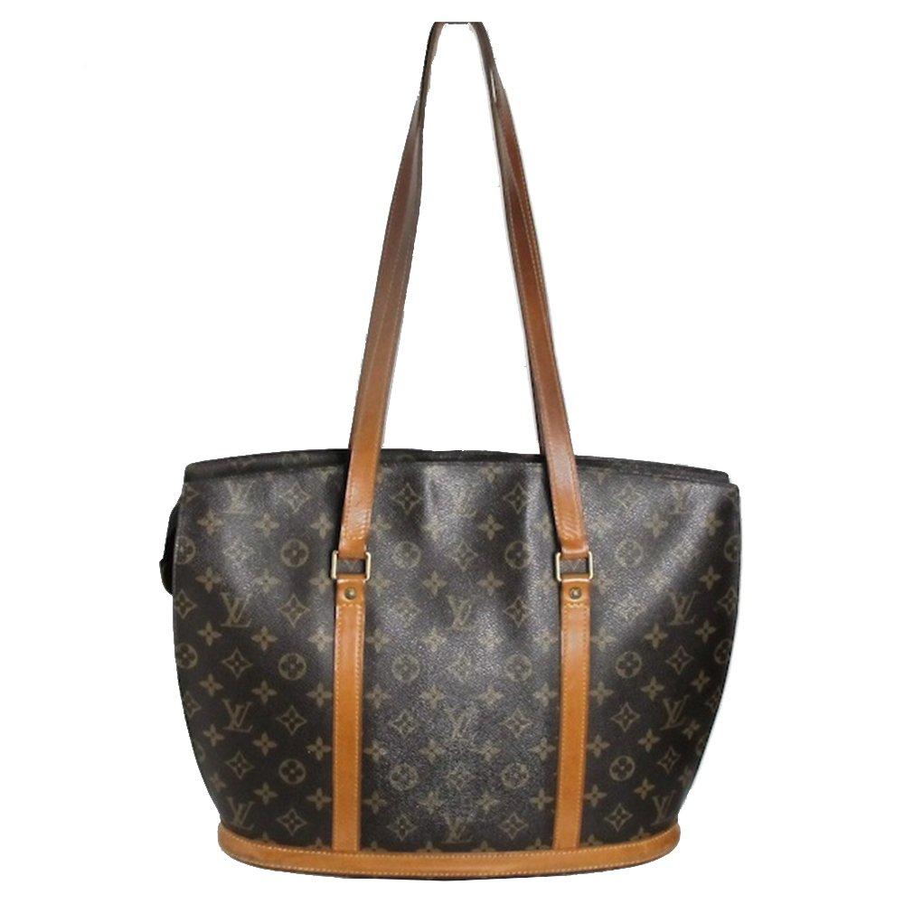 56d5a7e71 Bolsa Louis Vuitton Babylone GM Monogram | Brechó de luxo - prettynew