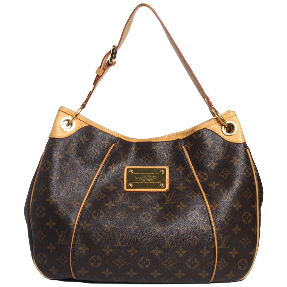 4a0b599f0 Bolsa Louis Vuitton Galleria PM | Brechó de luxo - prettynew