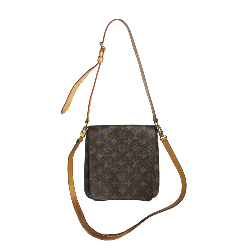 6b072fb77 Bolsa Louis Vuitton Musette P Monogram | Brechó de luxo - prettynew