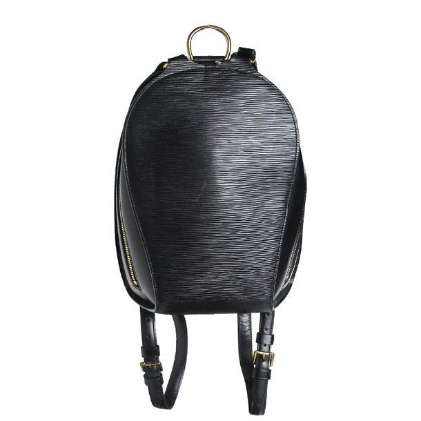 Mochila-Louis-Vuitton-Epi-Mabillon-Black