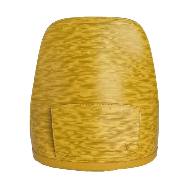 Mochila-Louis-Vuitton-Gobelins-Epi-Amarela