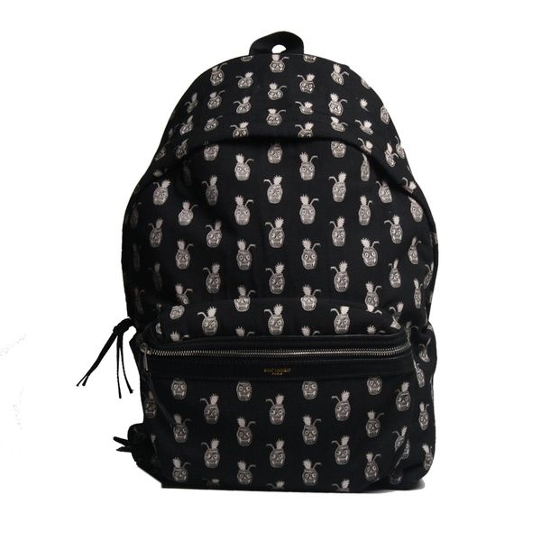 Mochila Saint Laurent Pineapple  5370cea09e9