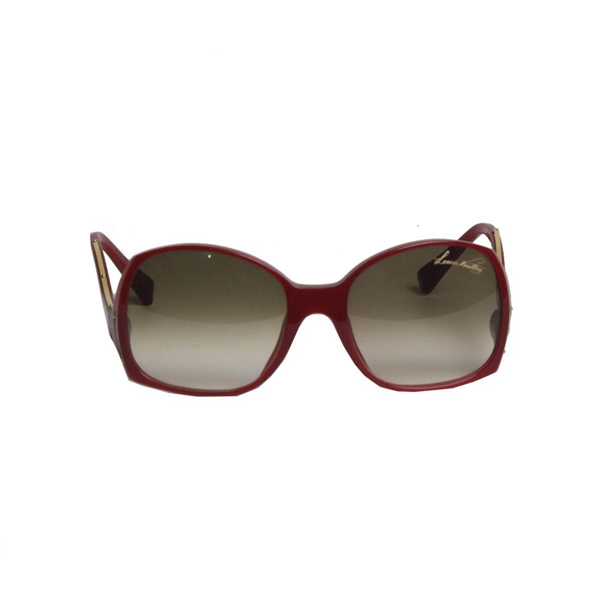 Oculos-Louis-Vuitton-Red