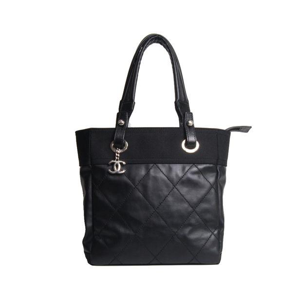Bolsa-Chanel-Biarritz-Black