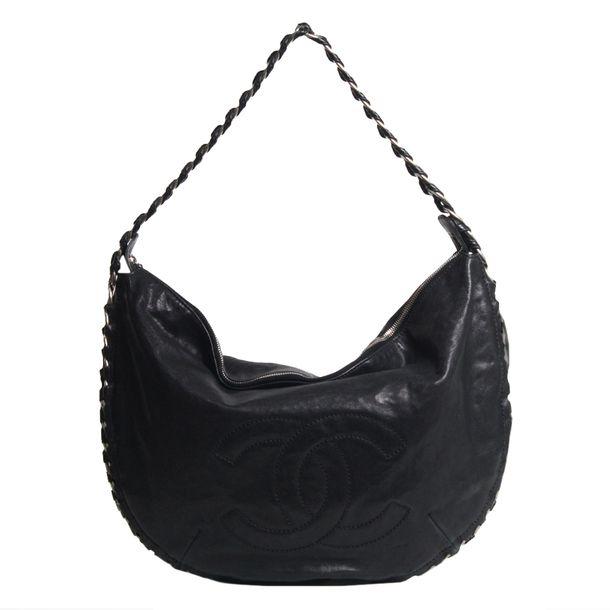 Bolsa-Chanel-Preta-Chain