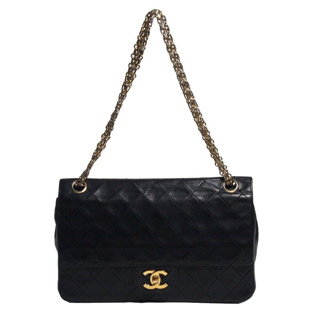 390152898 Bolsa Chanel Vintage Flap Bag | Brechó de luxo | Pretty New - prettynew