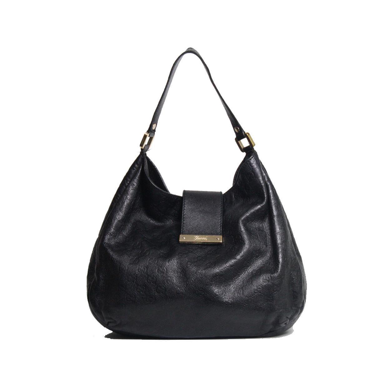 Bolsa-Gucci-Hobo-Guccissima-Leather