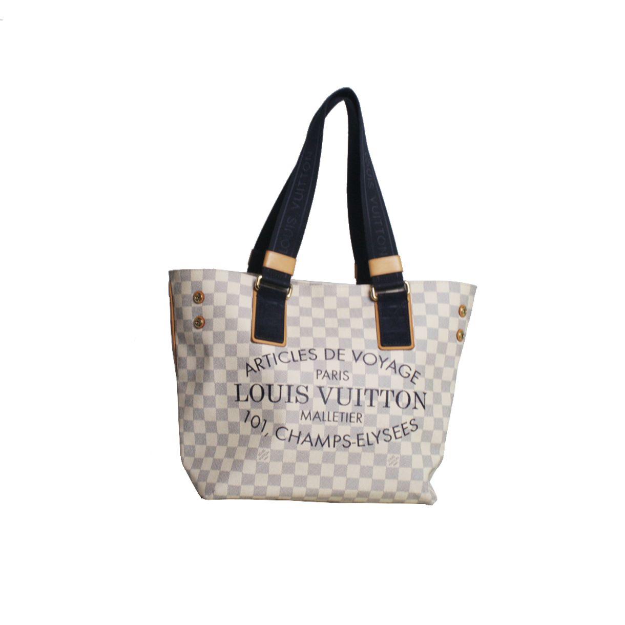 Bolsa-Louis-Vuitton-Damier-Azul-Articles-de-Voyage