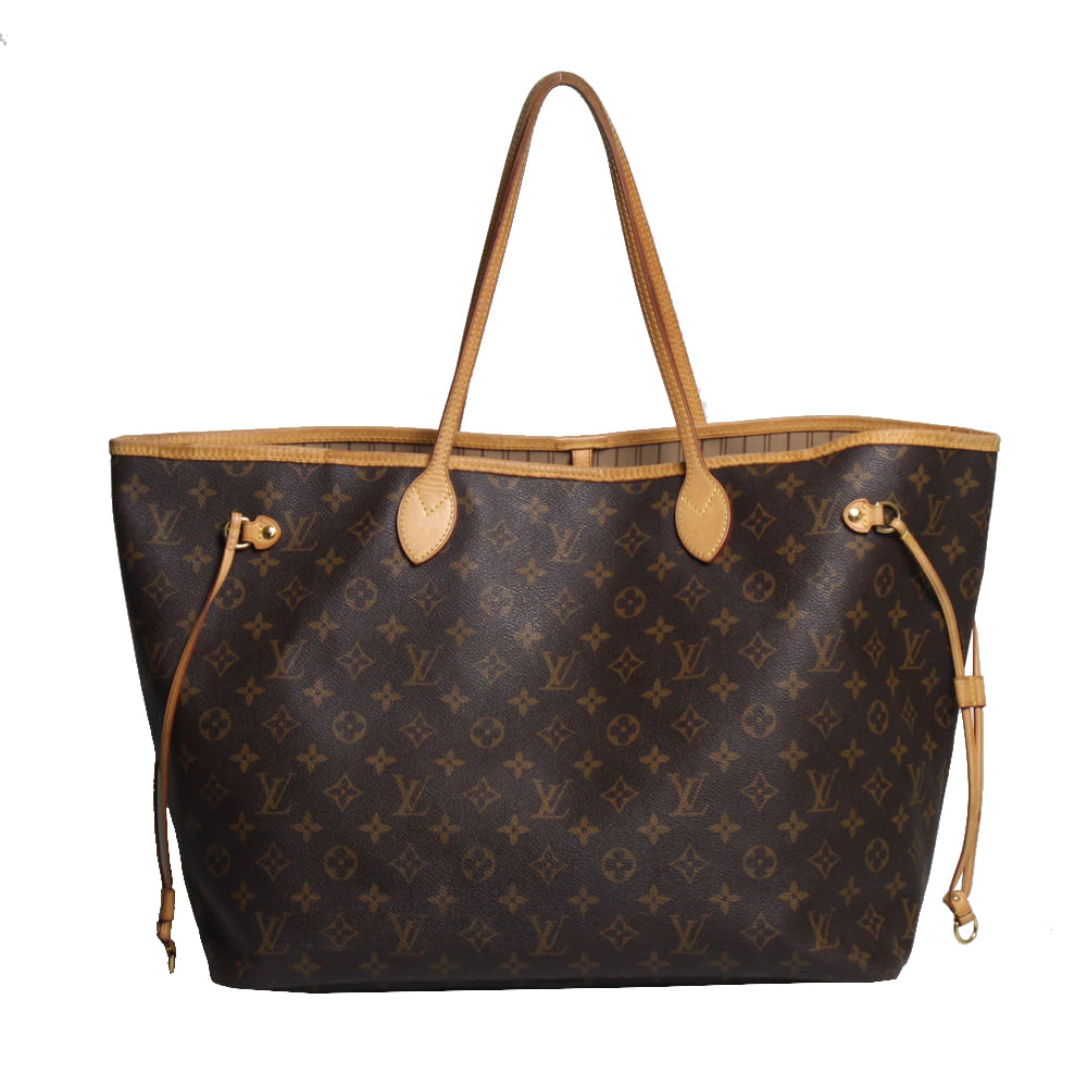 da0b9b9bfc3 Bolsa Louis Vuitton Neverfull GM
