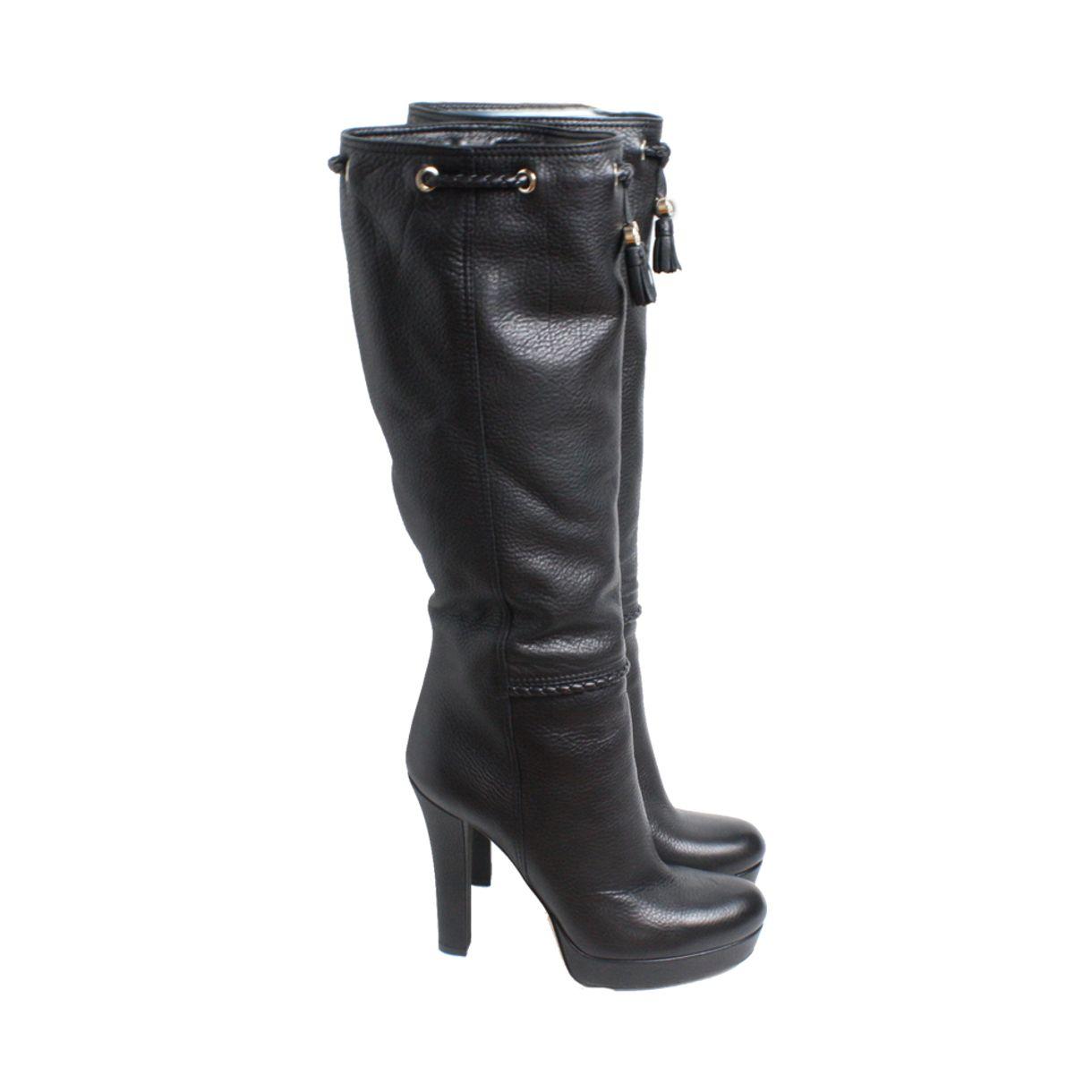 Bota-Gucci-Leather