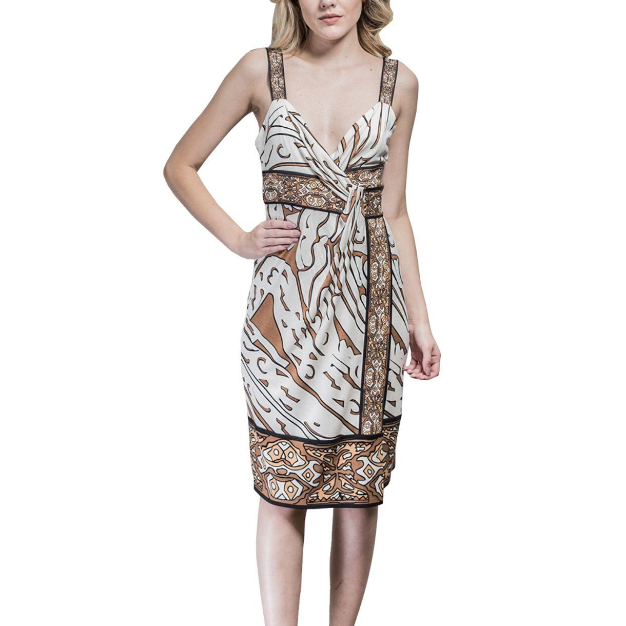 Vestido-Diane-Von-Furstenberg-Estampado-Wrap