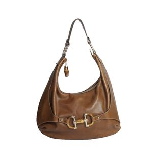 Bolsa-Gucci-Leather-Hobo