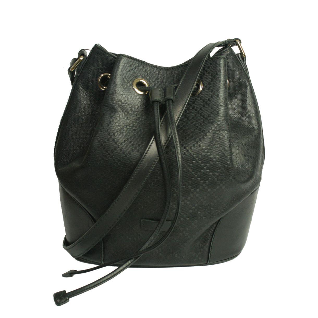 Bolsa-Gucci-Diamante-Leather-Preta