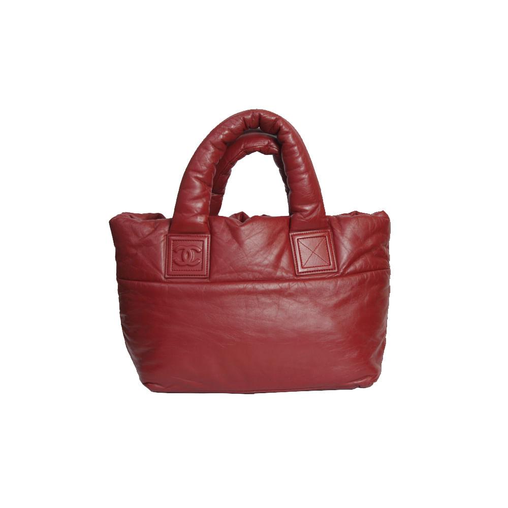 953034b53be Bolsa Chanel Coco Cocoon Reversible Vermelha. Previous