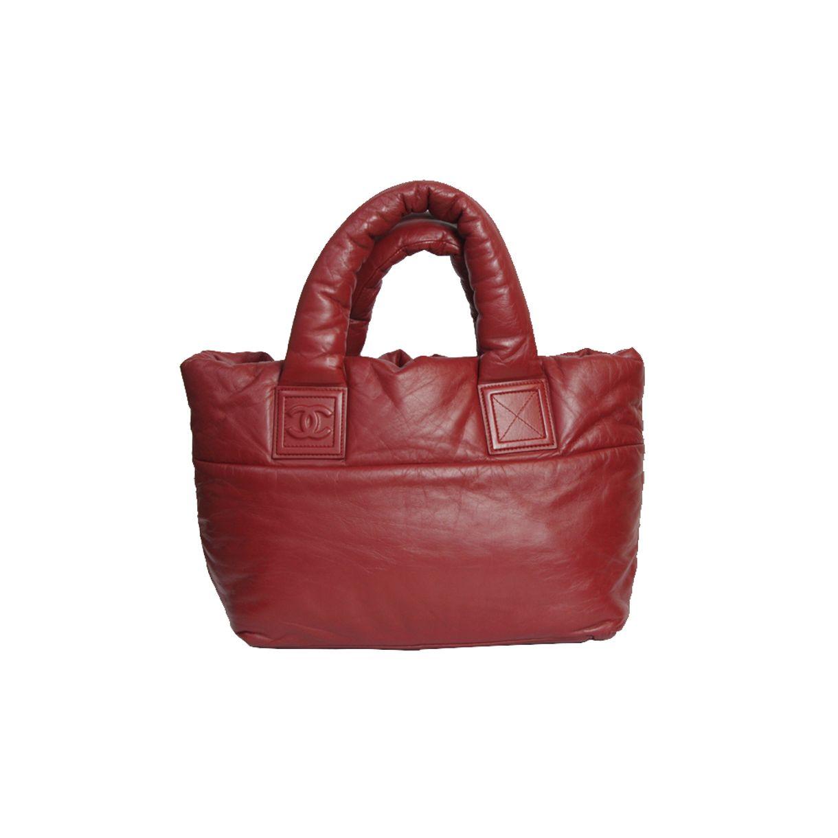 Bolsa-Chanel-Coco-Cocoon-Reversible-Vermelha