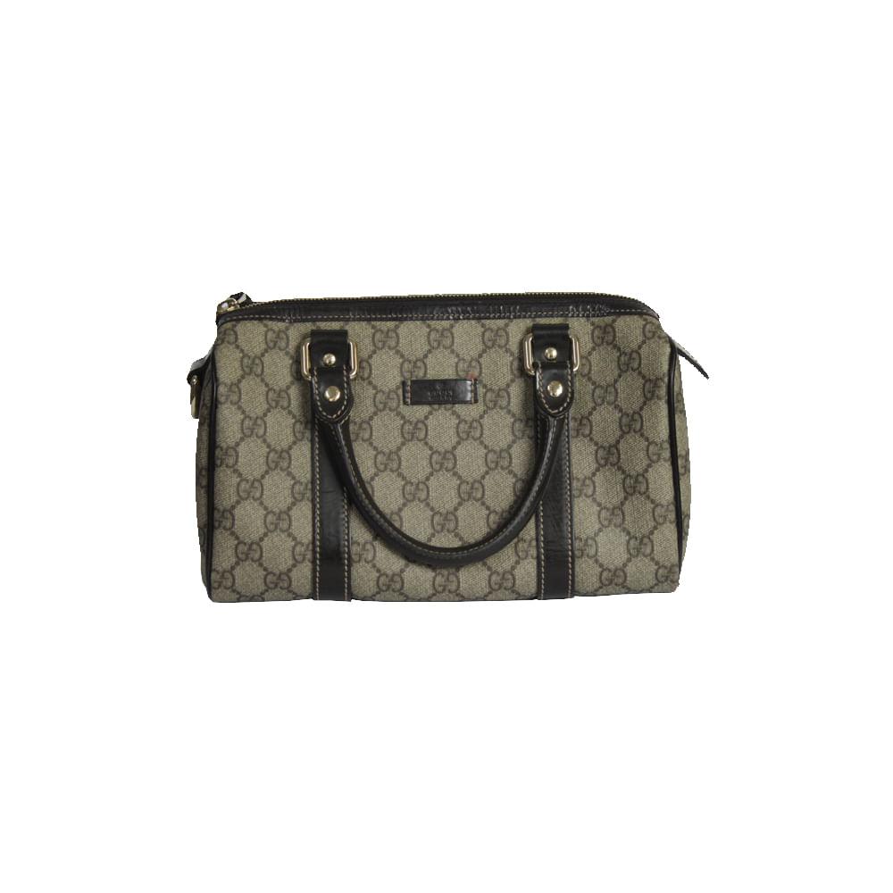 382c3b338 Bolsa Gucci Canvas Mini | Brechó de luxo | Pretty New - prettynew