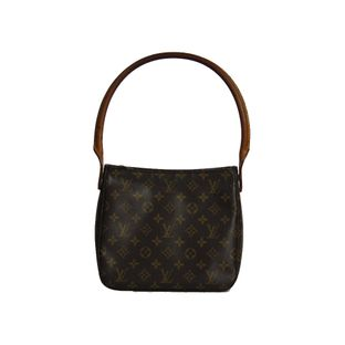 Bolsa-Louis-Vuitton-Canvas-Monogram-Looping-MM