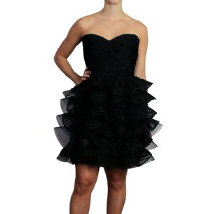 Vestido-Martha-Medeiros-Tomara-que-Caia-Preto-com-Babados